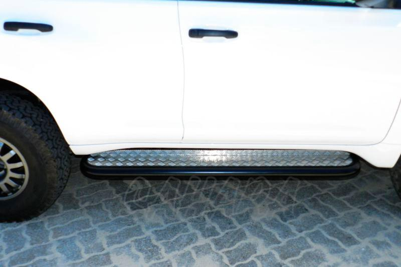 Taloneras/protecciones laterales para gato AFN para Toyota LandCruiser 150/155 -
