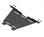 Protección de caja de cambios en aluminio 6mm AFN para Toyota Hilux Vigo 2010- -