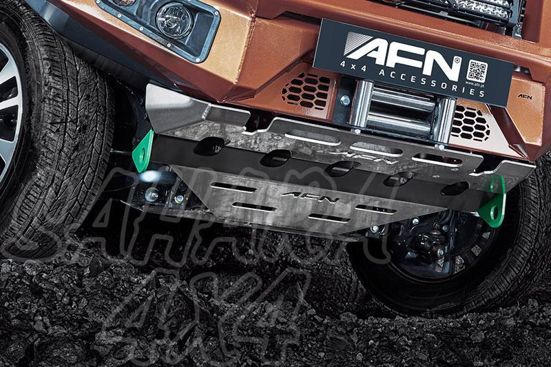 Protectores de bajos AFN para Nissan Navara D23 - Pulse para ver todos los protectores que disponemos para su modelo.