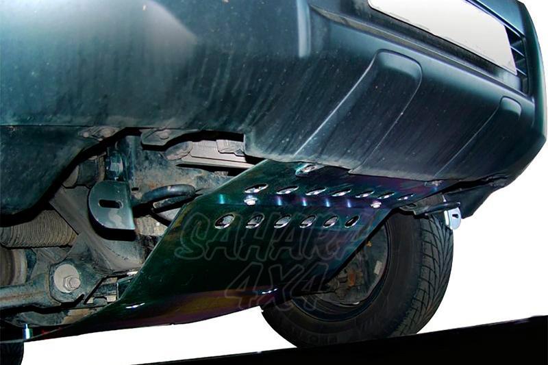 Protectores de bajos AFN para Toyota Land Cruiser J120/J125 - Pulse para ver todos los protectores que disponemos para su modelo.