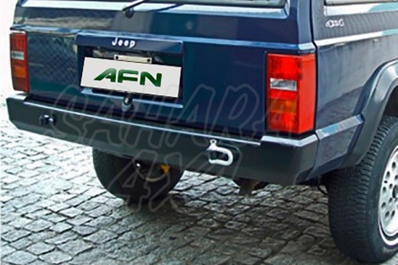 Parachoques trasero AFN para Jeep Cherokee XJ 84-01 - Nota: * Referencia bajo pedido