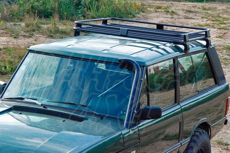 Baca Afn Acero con soportes  - Valida para Range Rover classic