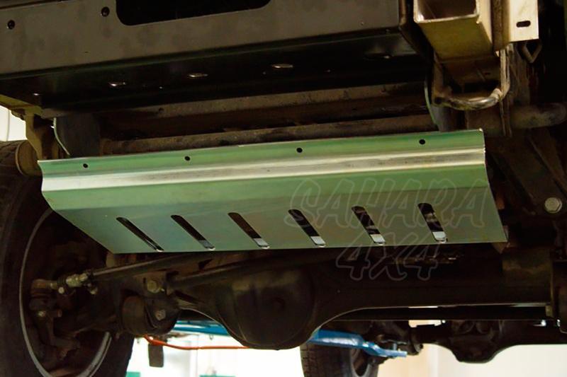Protectores de bajos AFN para Land Rover Discovery II TD5 - Pulse para ver todos los protectores que disponemos para su modelo.