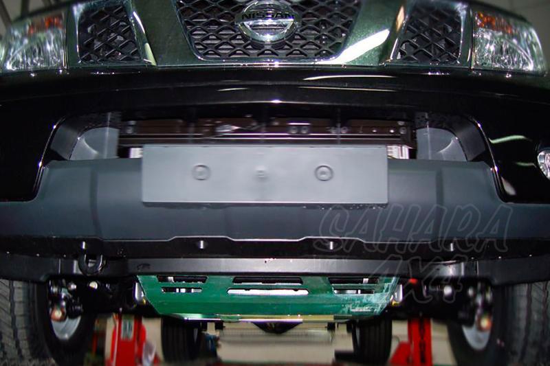 Protectores de bajos AFN para Nissan Pathfinder - Pulse para ver todos los protectores que disponemos para su modelo.