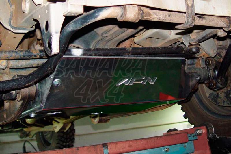 Protectores de bajos AFN para Suzuki Jimny 2003- - Pulse para ver todos los protectores que disponemos para su modelo.