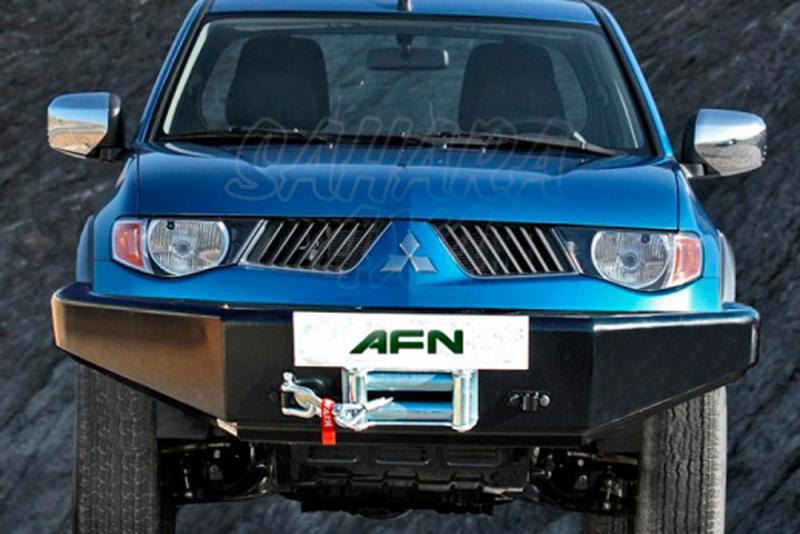 Parachoques frontal con base de cabestrante AFN para Mitsubishi L-200 Triton 2006-2009 -