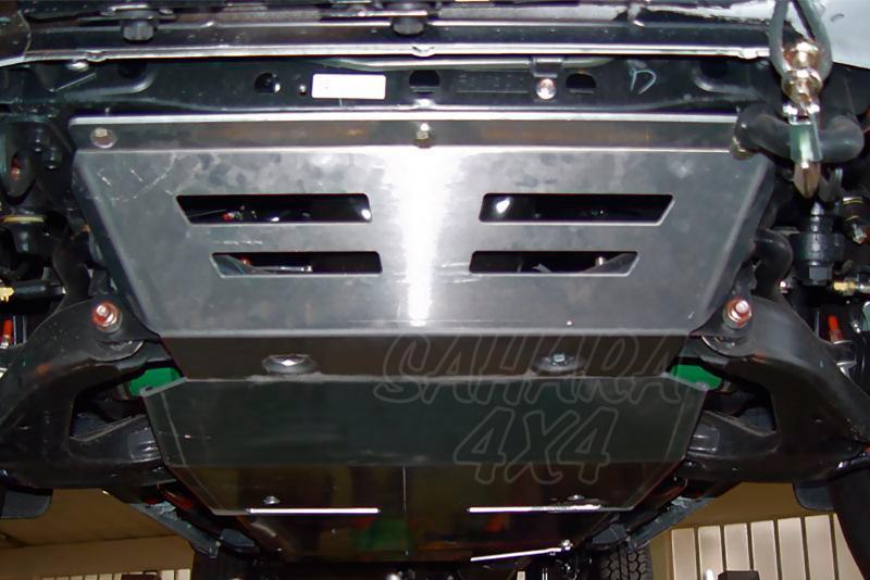 Protectores de bajos AFN para Mazda BT-50 - Pulse para ver todos los protectores que disponemos para su modelo.