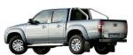 Rollbar (barras antivuelco) en tubo inox (doble cabina) para Ford Ranger/Mazda BT50 06-12  -