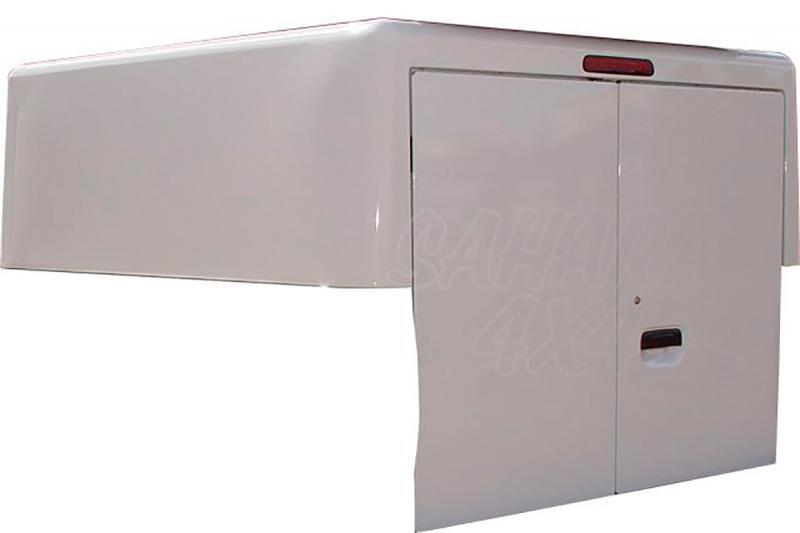 HardTop en aluminio con puertas traseras verticales para Mazda BT-50 2006-2009 -