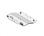 Protección de radiador en duraluminio 6mm AFN para Toyota LandCruiser HDJ200 -