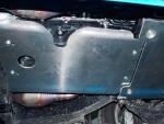 Protección de caja de cambios en duraluminio 6mm AFN para Toyota LandCruiser HDJ200 -