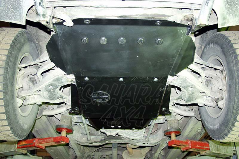 Protectores de bajos Sheriff para Nissan Terrano II - Pulse para ver todos los protectores que disponemos para su modelo.