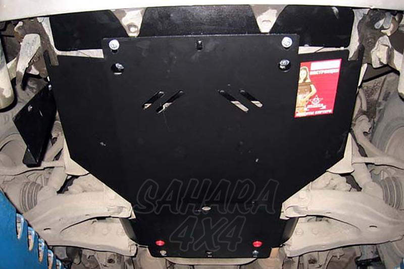 Protectores de bajos Sheriff para Toyota Land Cruiser J100/105 - Pulse para ver todos los protectores que disponemos para su modelo.