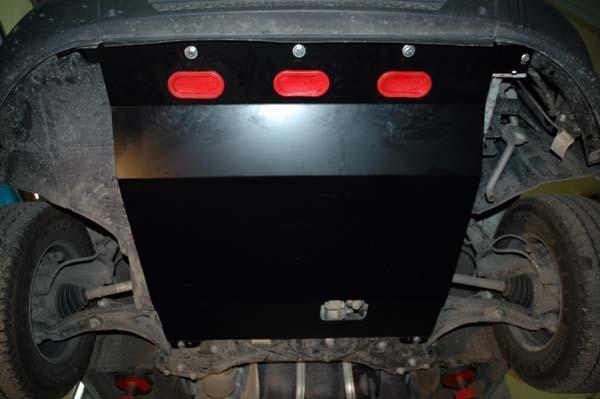Protección de cárter y caja de cambios en acero 2,5mm