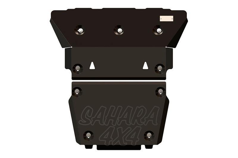 Protectores de bajos Sheriff para Range Rover Sport - Pulse para ver todos los protectores que disponemos para su modelo.
