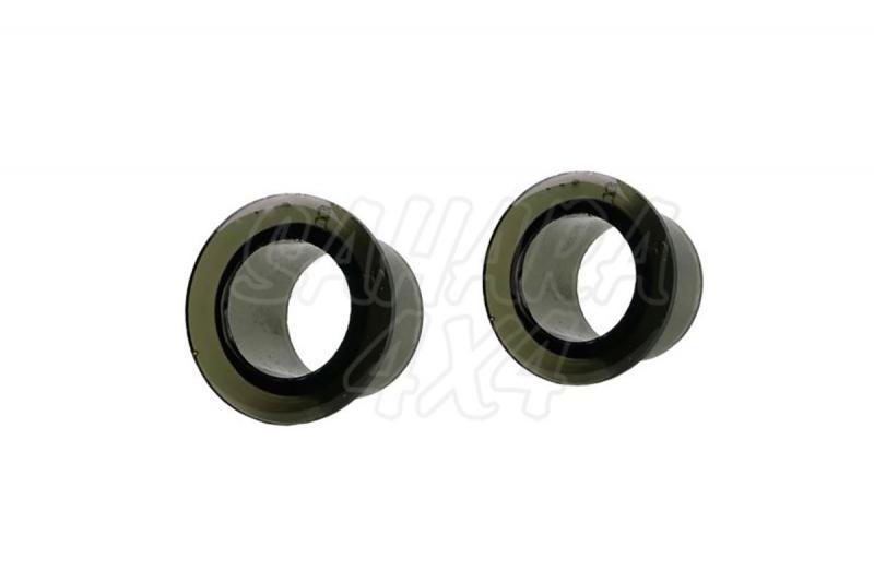 Casquillos Poliurethano Nolathane Caja de Direccion , 24 mm,19.5 mm Toyota 4 Runner/Hilux 89-96