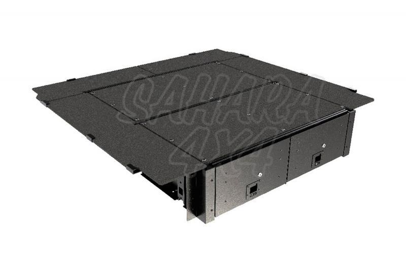 Cajoneras almacenaje D-Max Front Runner para Isuzu D-Max 2012- - Nota: * Referencia bajo pedido
