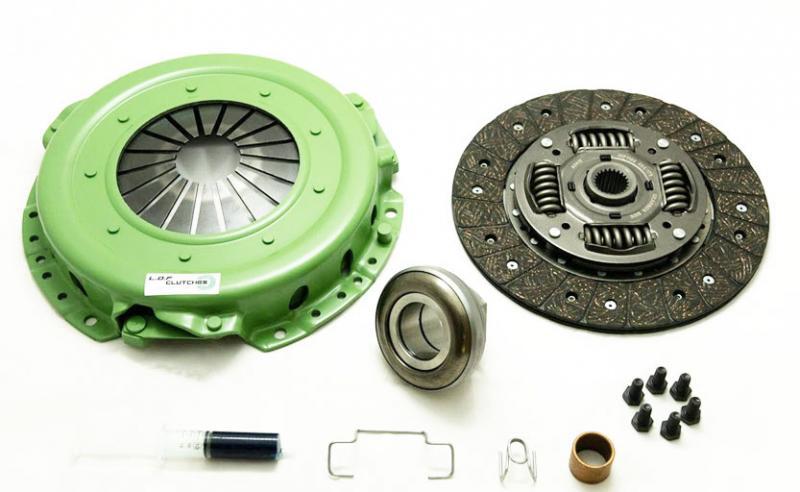 Conjunto de embrague Powerspec para Land Rover discovery TDI y defender TDI