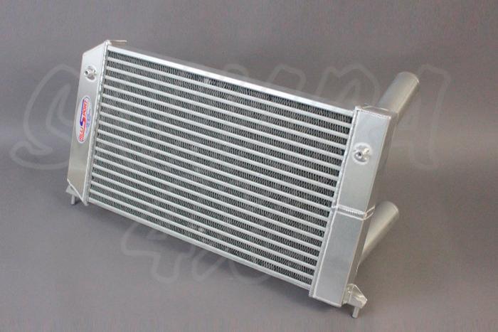 Intercooler alto rendimiento Discovery/Defender/RangeRover 200tdi montado delante - Intercooler de alto rendimiento 200tdi