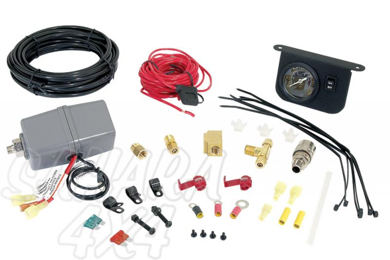 Kit instalacion para calderin 90 PSI On / 120 PSI Off - Valido 12 v