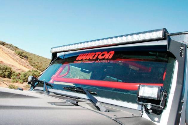 Soportes Wurton para Barra de 50