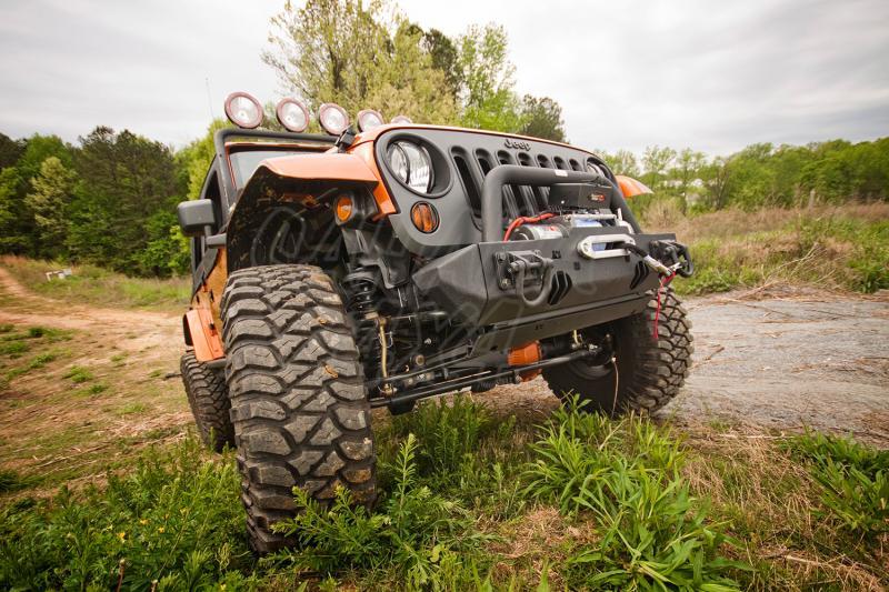 Paragolpes Rugged Ridge XHD Jeep Wrangler JK - Selecciona la configuracion.