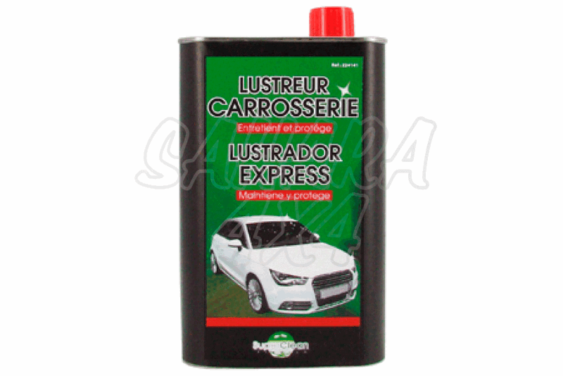 Pulimento concentrado SuperClean - Bote de 500 ml
