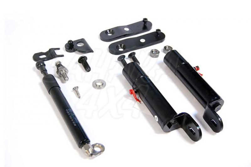 Kit EZDown Reloaded amortiguador/elevador de portón para Ford Ranger 2012-