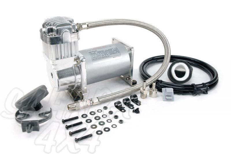 Kit Viair 325 C para instalacion - Listo para montar ,12 v, 150 PSI / 45.02 Litros/Min