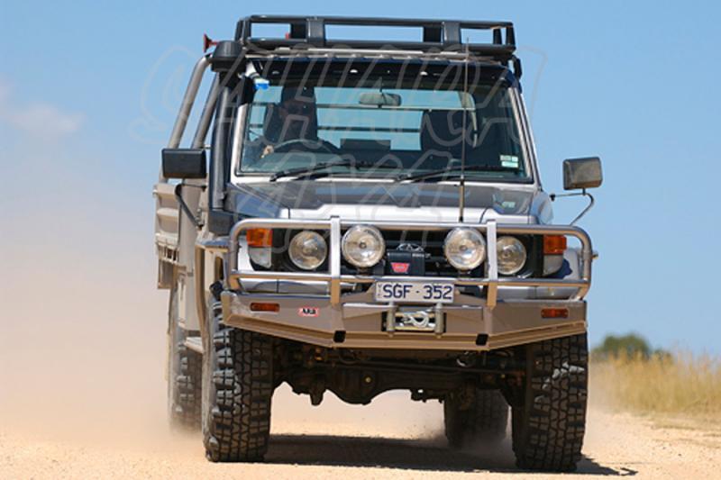 Winch Bar ARB Delantera TOYOTA LJ-70 (HASTA 2007) - TOYOTA LJ-70 (HASTA 2007)