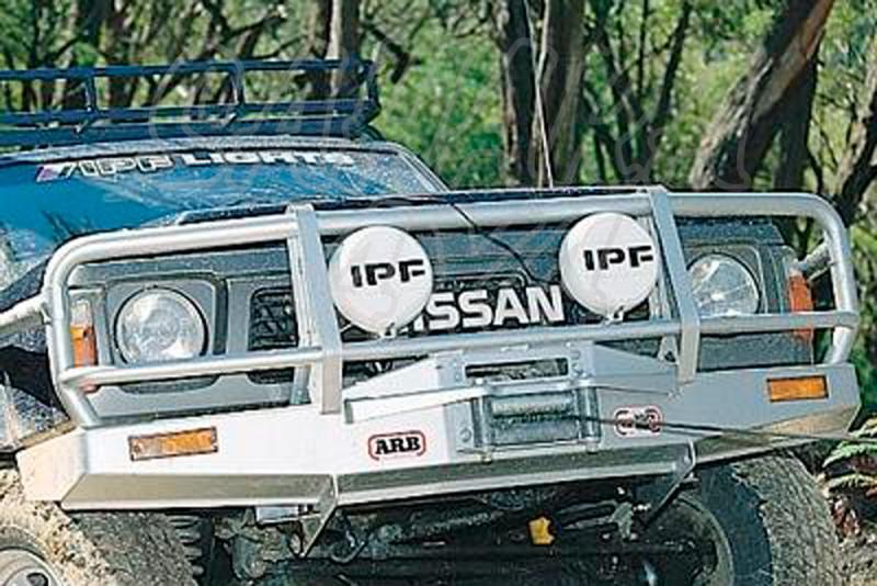 Winch Bar ARB Delantera NISSAN GR - Y60 (HASTA 1998) - NISSAN GR - Y60 (HASTA 1998) ,