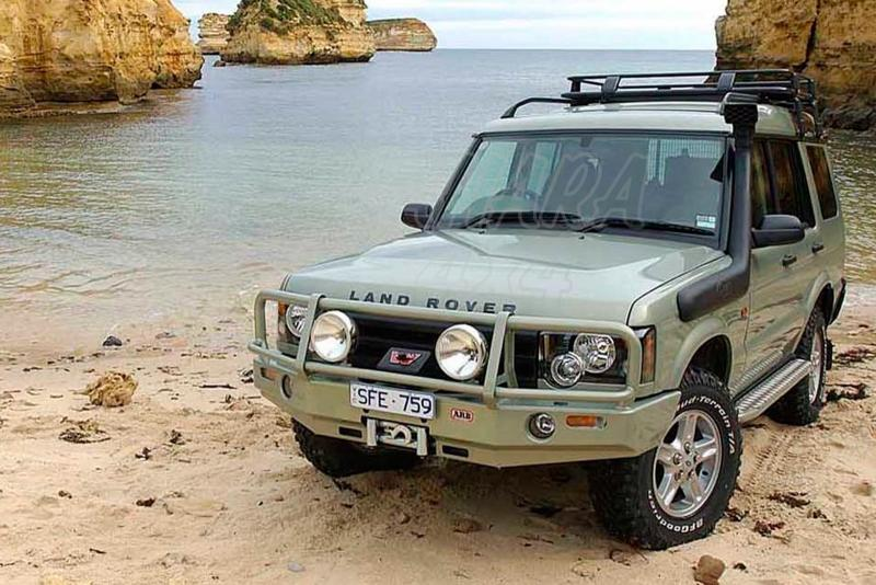 Winch Bar ARB Delantera Land Rover Discovery II New - Land Rover Discovery Desde 02-05