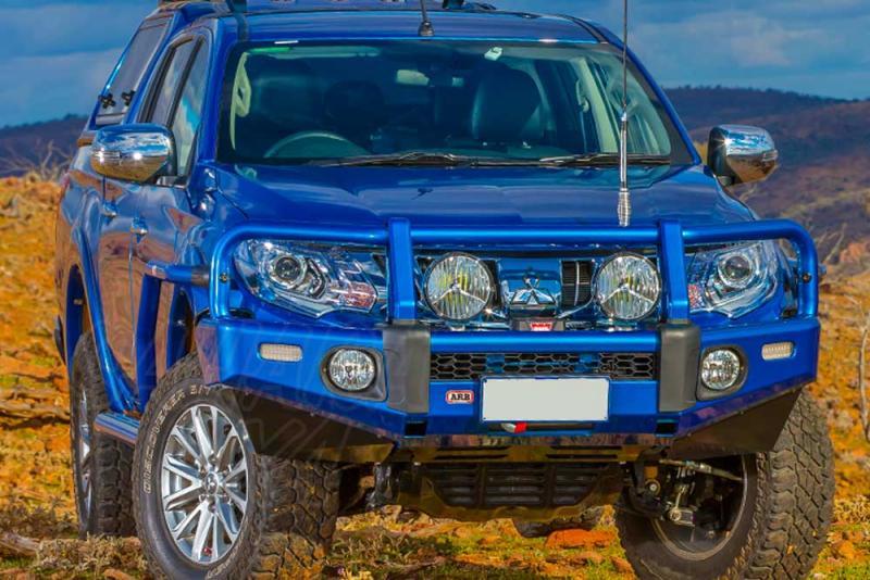 ARB Summit paragolpes para Mitsubishi L-200 Triton -2015 , Fiat Fullback