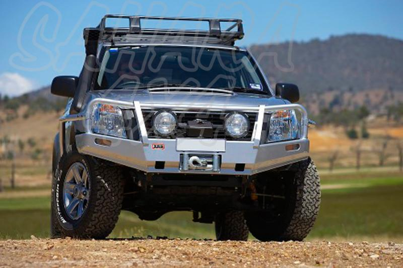 Winch Bar ARB Delantera Isuzu D-Max desde 2007 - Isuzu D-Max desde 2007