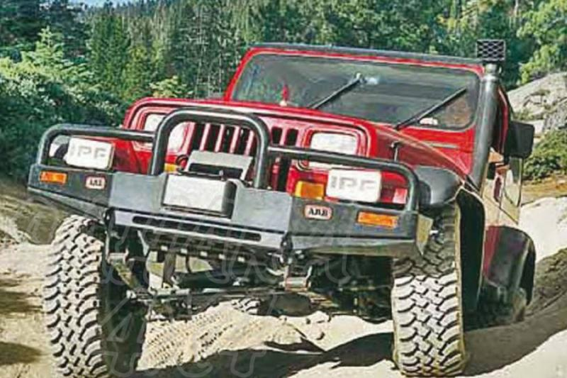 Winch Bar ARB Delantera Jeep Wrangler YJ  - Jeep Wrangle YJ del 1986 al 1996.