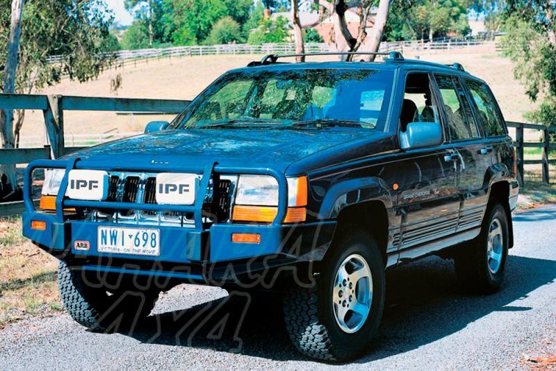 Winch Bar ARB Delantera Jeep Grand Cherokee ZJ - Jeep Grand Cherokee ZJ desde 1990 hasta 1999
