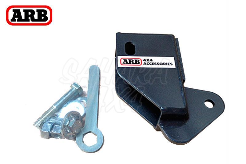 Adaptador de Hi-lift a paragolpes Winch Bar ARB - Valido solo para paragolpes ARB.