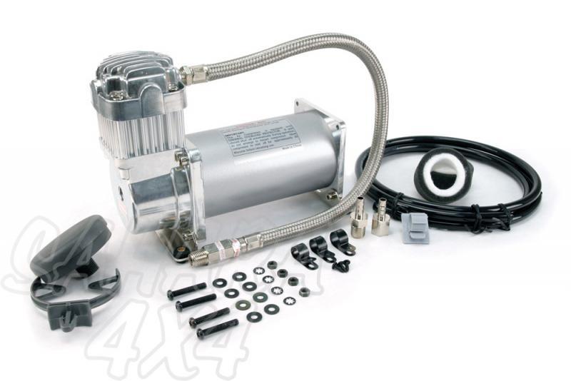Kit Viair 350 C para instalacion - Listo para montar ,12 v, 150 PSI / 43.04 Litros/Min