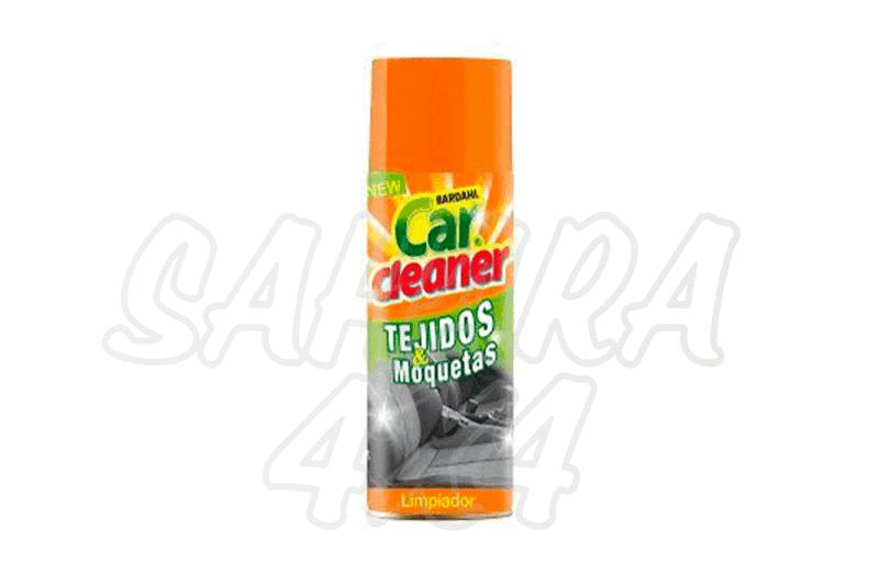 Spray limpiador textiles  BARDAHL - Bote de 400ml