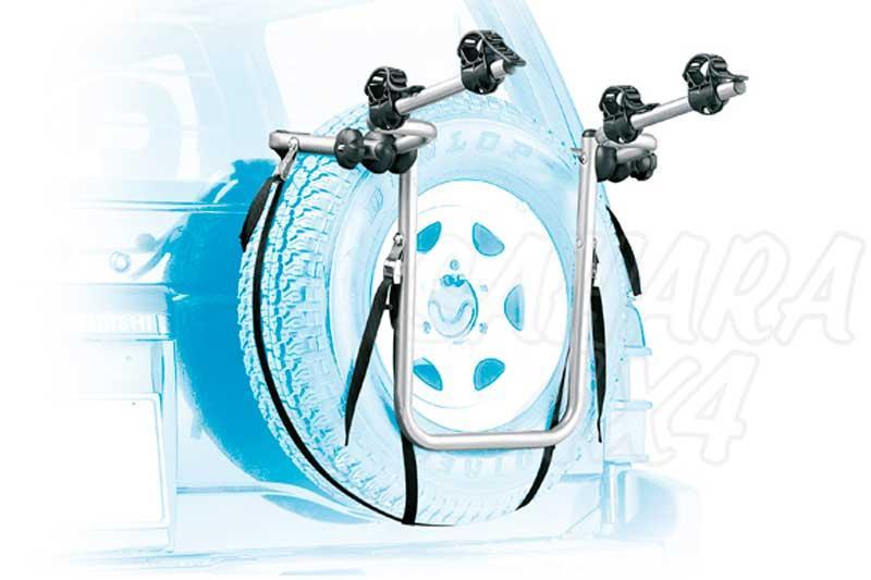 Porta bicicletas rueda trasera 3 Bicis  - Para 3 bicicletas, bicis