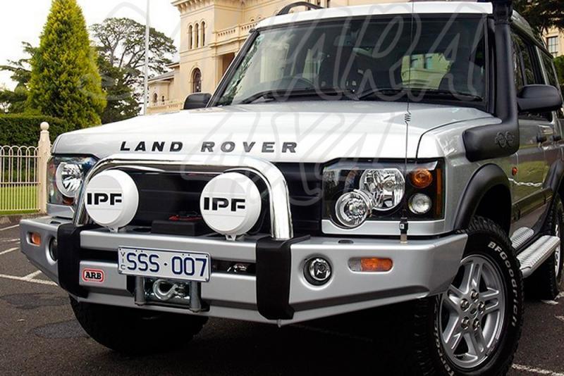 Paragolpes Delantero Sahara Bar ARB Land Rover Discovery 2003 - Los faros no van incluidos, se instalan los originales.