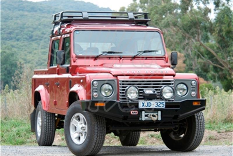 Paragolpes Delantero Sahara Bar ARB Land Rover Defender - Seleccione su configuracion . Hasta fin de existencias.