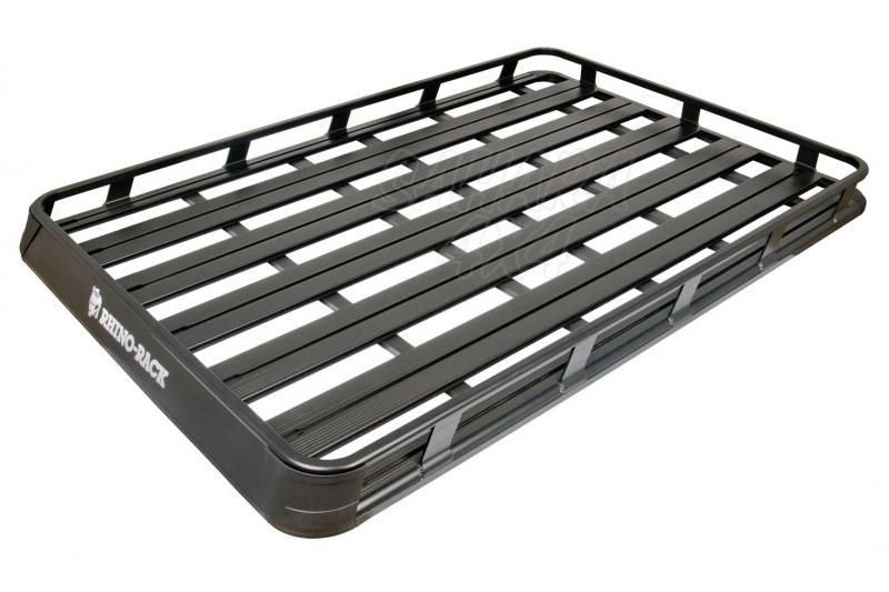 Baca Rhino Rack Pioneer Tray  para Toyota FJ Cruiser - Medidas 2000 mm x 1330mm o 2000 mm x 1140mm (135 mm altura) , carga máxima 360Kg