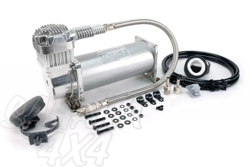 Kit Viair 450 C para instalacion - Listo para montar ,12 v , 150 PSI / 50.97 Litros/Min