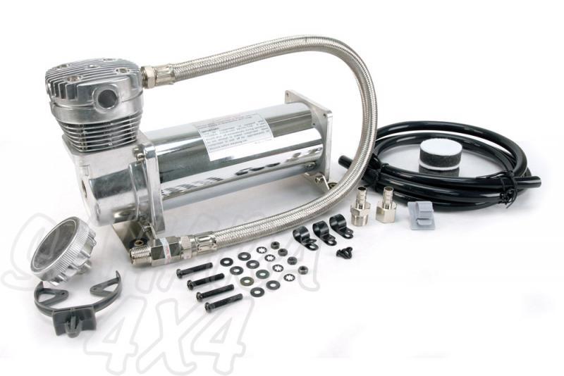Kit Viair 460 C para instalacion - Listo para montar ,12 v, 150 PSI / 50.97 Litros/Min