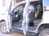 Barras Antivuelco interiores Toyota KDJ120/125 -