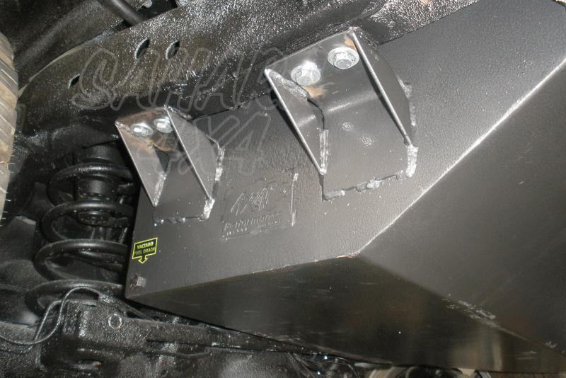Deposito Auxiliar 110L, Toyota HDJ 80 4x4 Performance - Deposito Auxiliar 110L, 4x4 Performance ¡¡Homologado!! para la ITV.