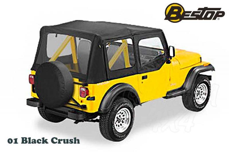 Capota Bestop Recambio para Jeep Wrangler YJ 86-87