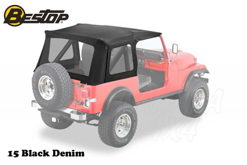 Capota Bestop recambio para Jeep Wrangler TJ 96-02