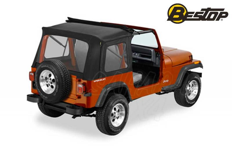 Capota Bestop Sunrider para Jeep Wrangler YJ 87-95 , CJ7 76-86